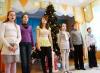 Выступление воспитанников воскресной школы