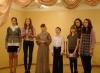 Выступают воспитанники воскресной школы Свято-Троицкого храма