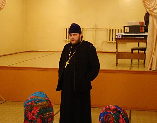 Слово настоятеля Свято-Троицкого храма к пациентам и зрителям.